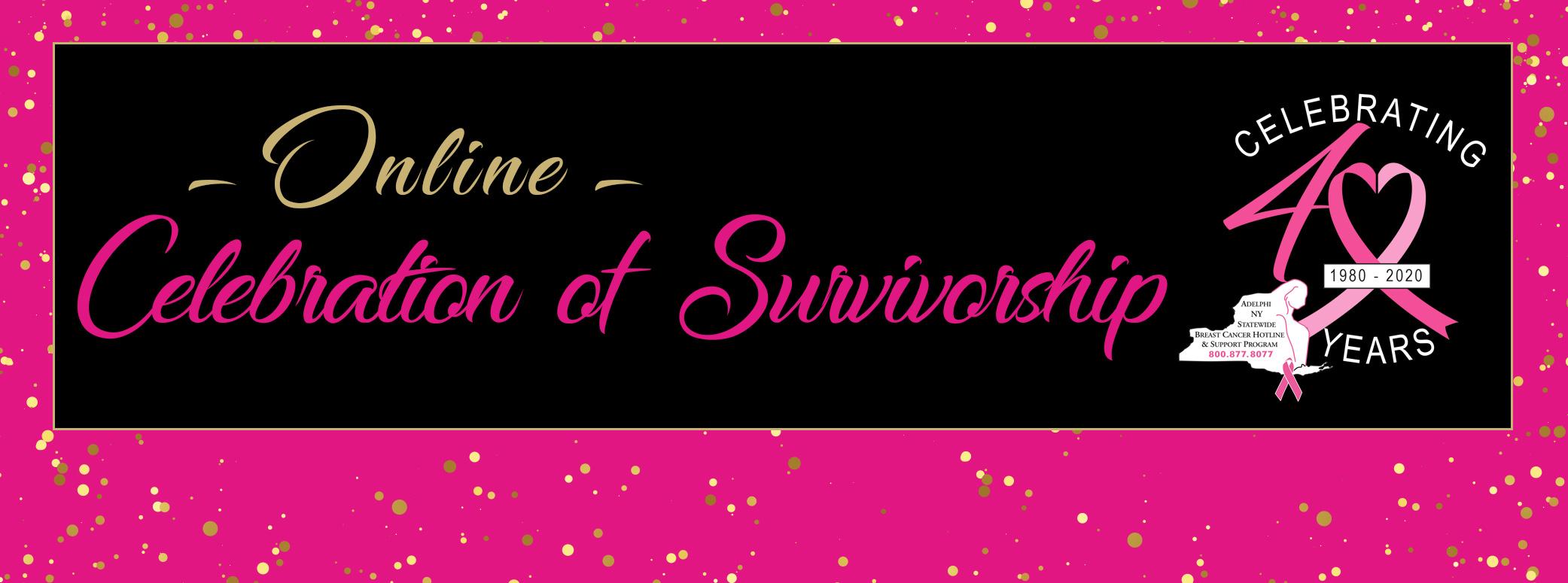 Online Celebration of Survivorship 2020