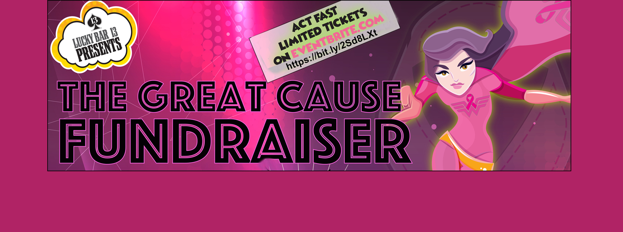 The Great Cause Fundraiser